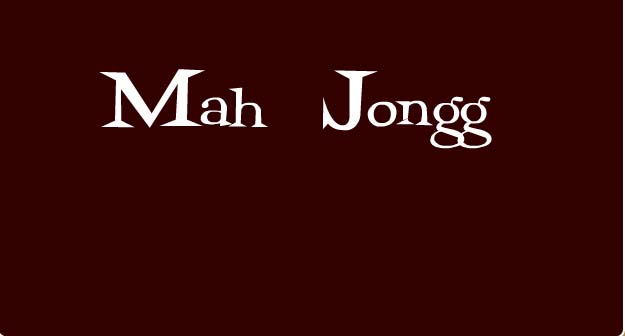 Dating India Games 'Mah Jongg'